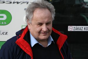 Lumír Komendir - Manager at 3CSAD