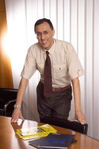 Brenno Benaglia sales manager 1