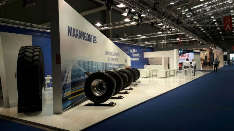 Marangoni brings the tyre management solutions to Autopromotec 2017