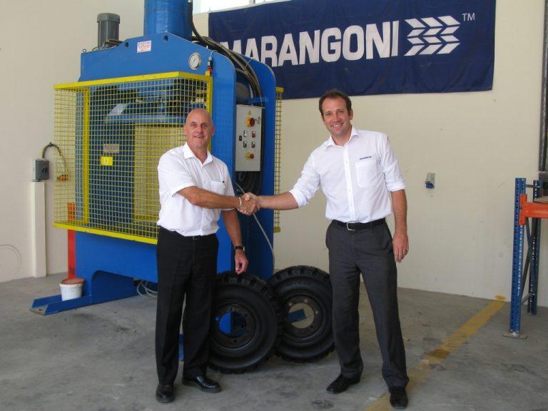 Marangoni and Al Shirawi Enterprises: new partnership in Dubai & UAE