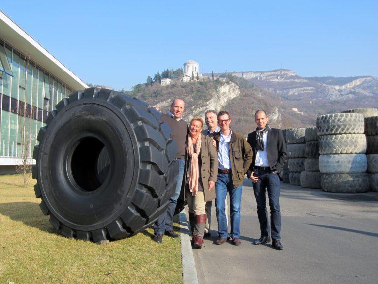 Recamax Reifen GmbH von der Marangoni Gruppe übernommen.