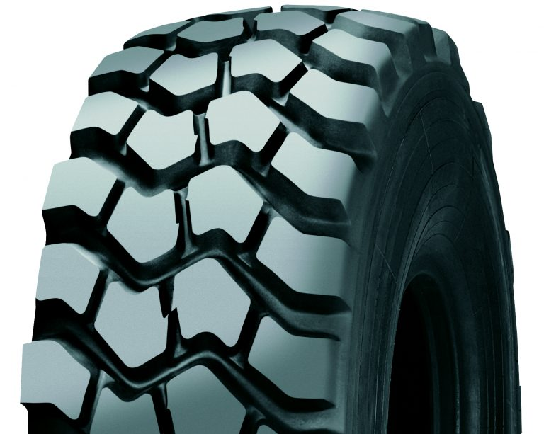 Marangoni Earthmover Tyres: MADN profile in new sizes added to the Marix range for quarry-construction applications