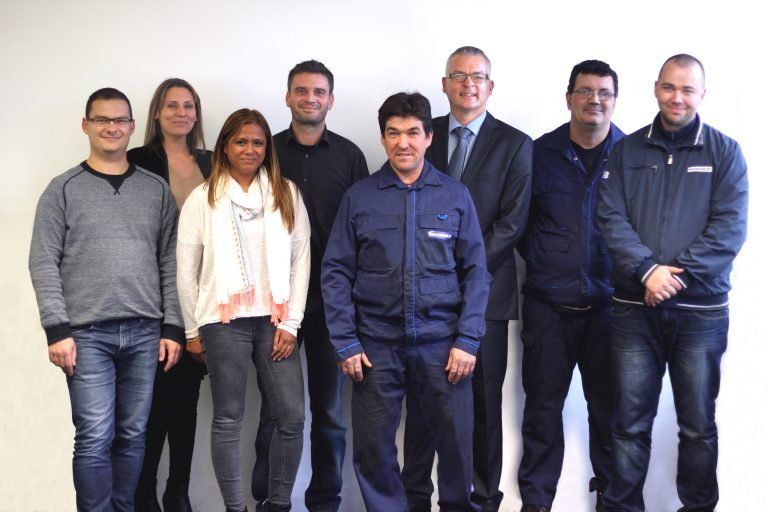 Marangoni strengthens its service and sales development team in France
