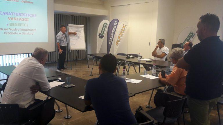 Marangoni: formazione continua per una Forza Vendita sempre più evoluta e vincente