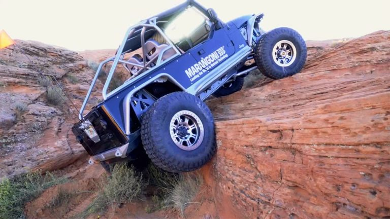 Marangoni proves real extreme performance in off-road use