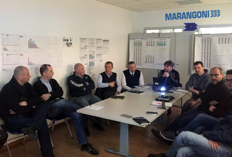 Marangoni among Italian companies where one works better