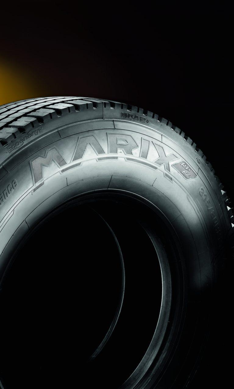Marangoni Retreaded Truck Tyres at Reifen Essen 2010