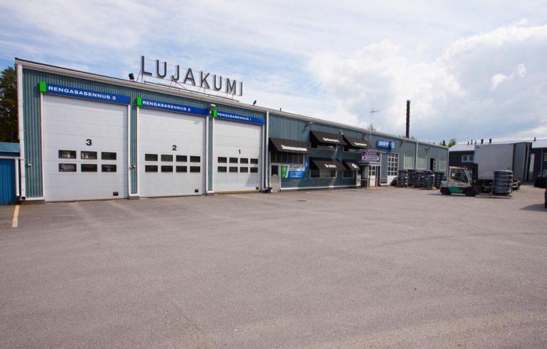 Marangoni firma un partnership estratégico para Finlandia con Lujakumi Oy