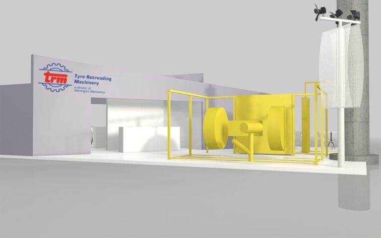 TRM apporte l'innovation a Autopromotec 2017