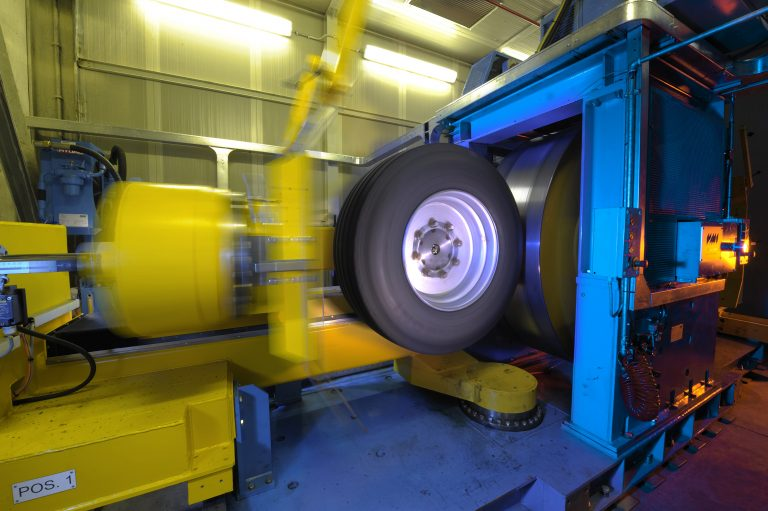Marangoni: tyre rolling resistance testing capability and reliability confirmed by TÜV