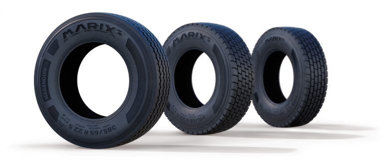 The Marix offer on the Italian market gets even richer: Marangoni presents its bead-to-bead cold retreaded truck tyres